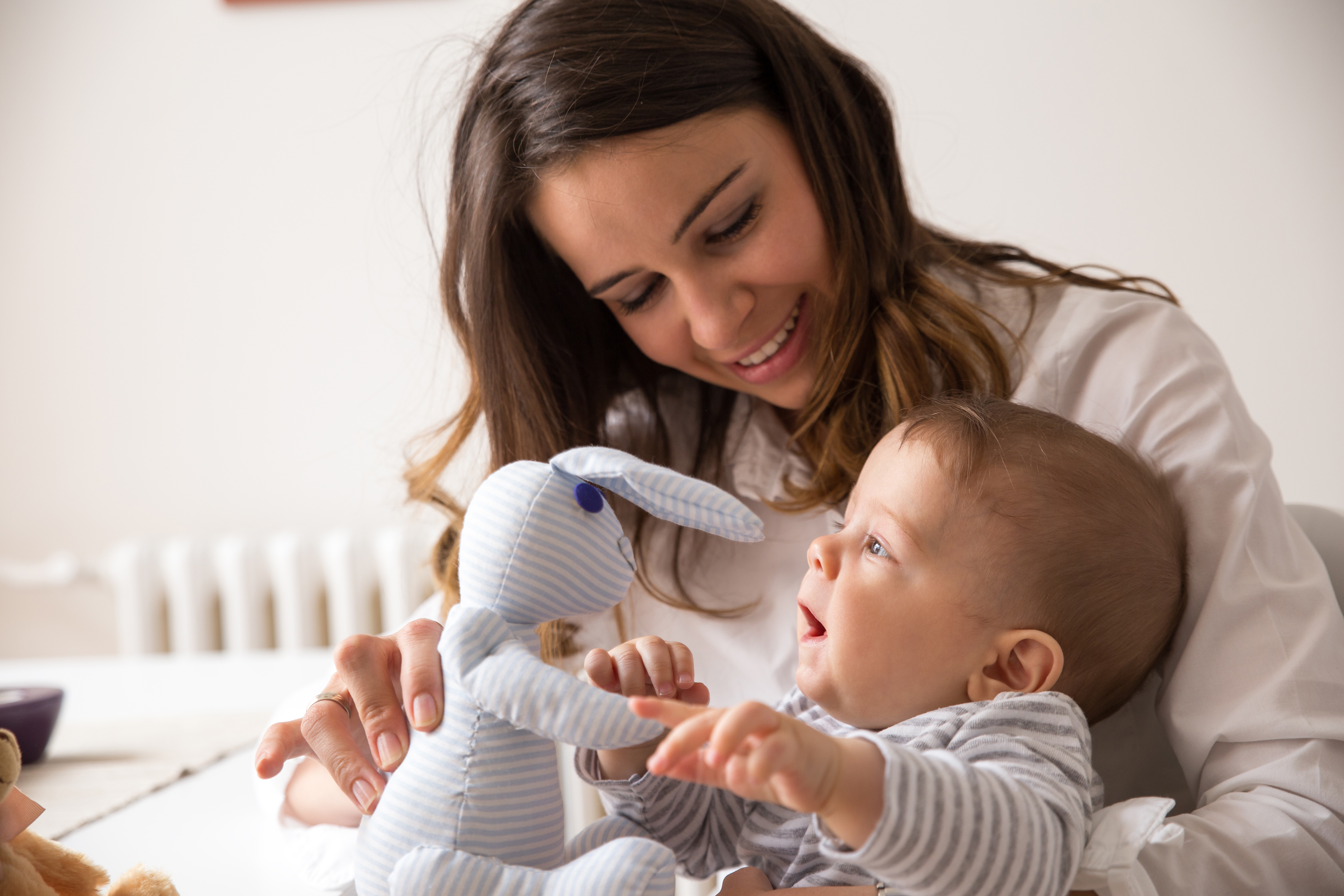 Opleiding Werken met baby's Cursus | Albeda - Rotterdam
